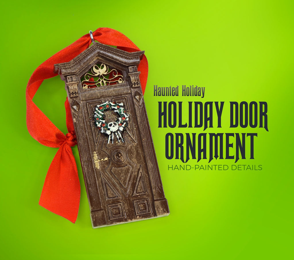Haunted Mansion Holiday Ornament
