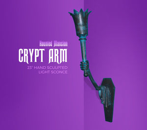 Crypt Arm Fan Art Sculpt