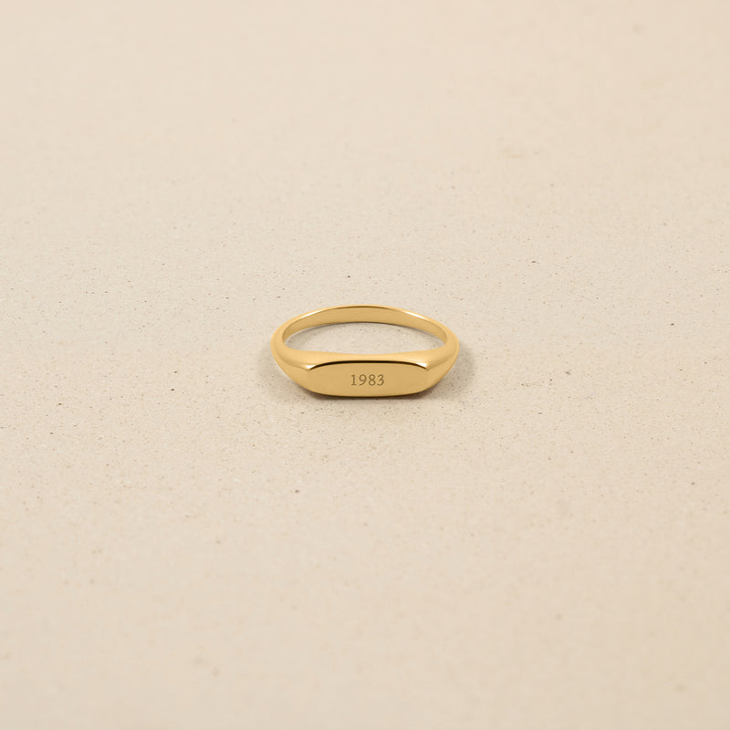 First Name Ring
