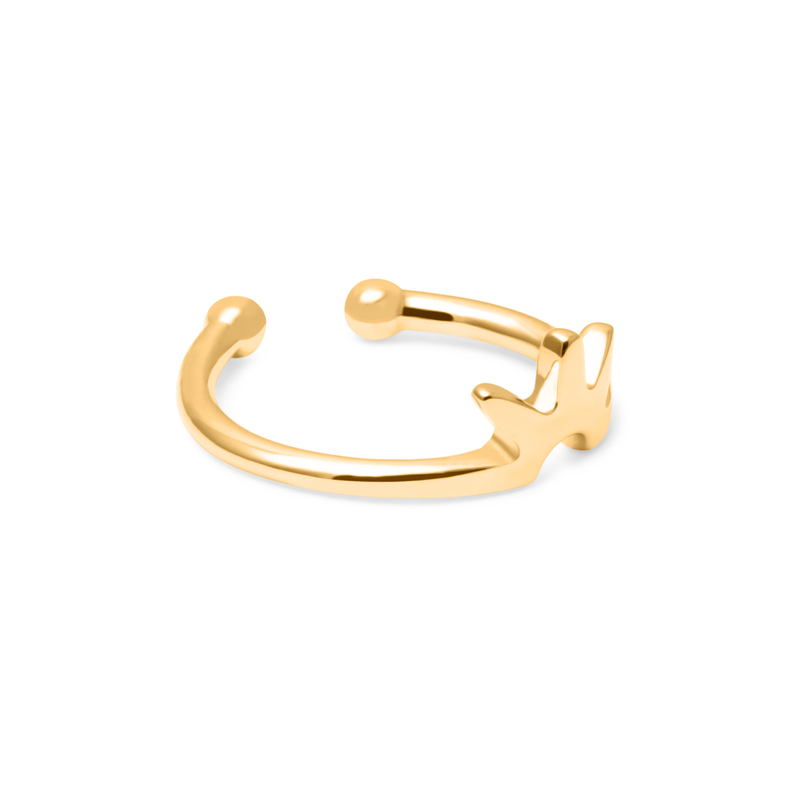 5 am Ear cuff Jewelry luise-liebt