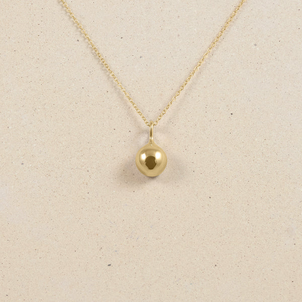 Eden Cepa Necklace 14ct Solid Gold