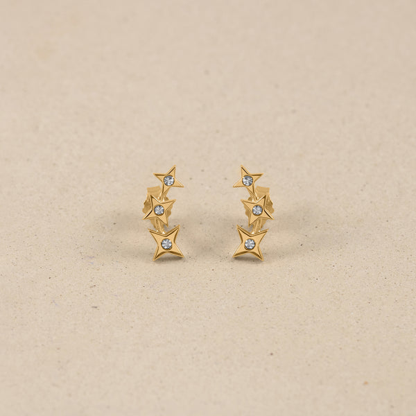 Stardust Climber Earrings