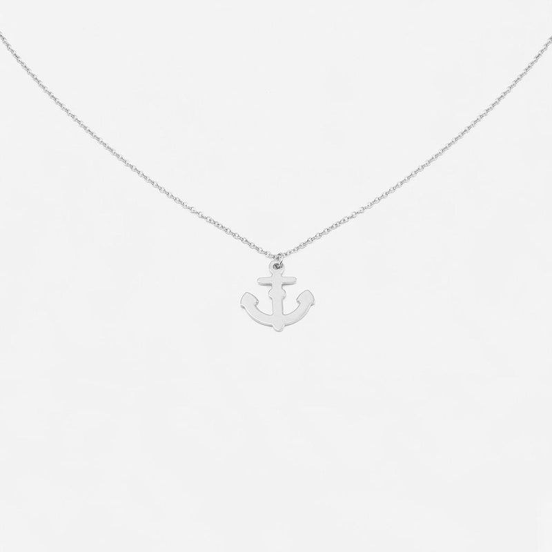Anchor Kette Jewelry luisa-lion 925 Silver S (45cm)