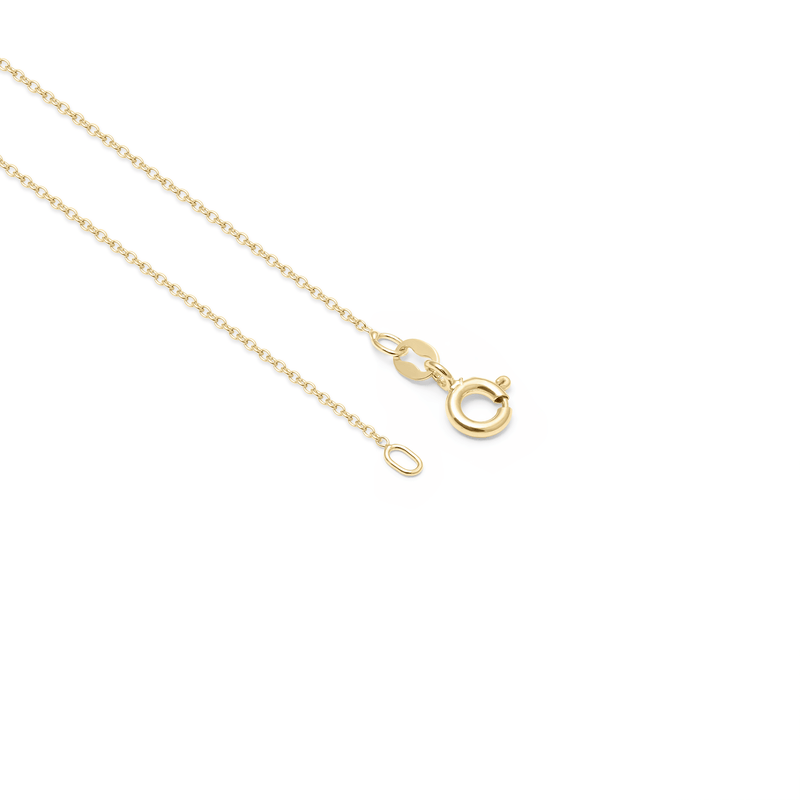 Ankerkette 14k Massivgold Jewelry stilnest