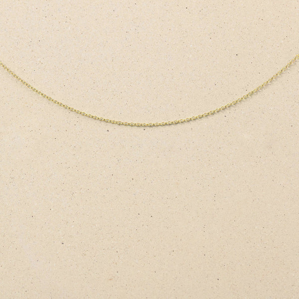 Anchor Chain 14ct Solid Gold