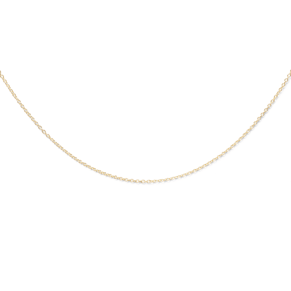 Ankerkette Solid Gold 14k Jewelry stilnest S (45cm)