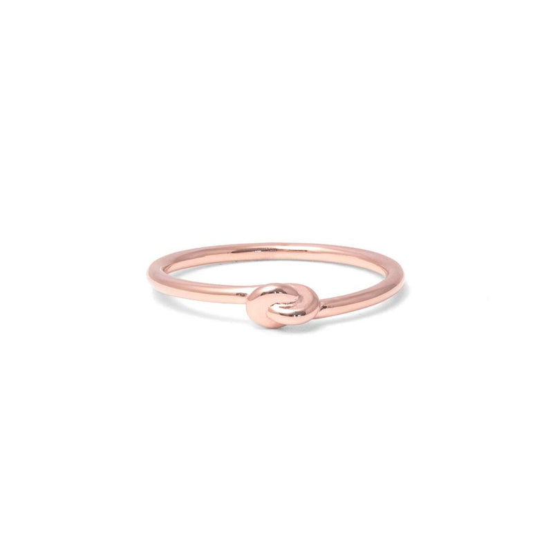 annalauraloves Ring Jewelry anna-laura-kummer 925 Silver Rose Gold Plated XS - 49 (15.6mm)