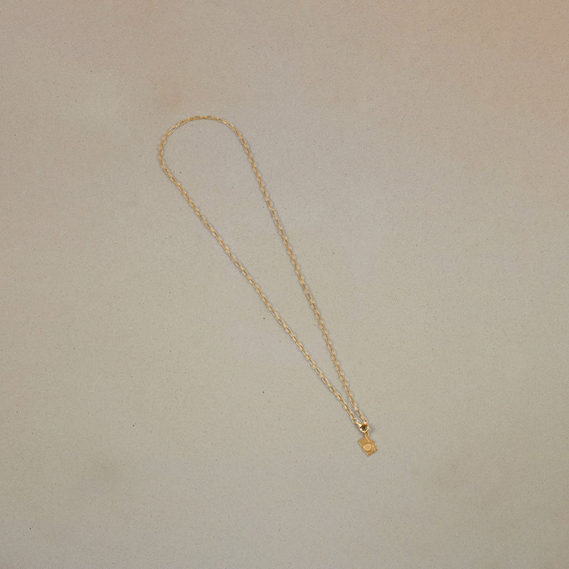 Barring Chain Necklace Petite Camera Charm Jewelry Stilnest