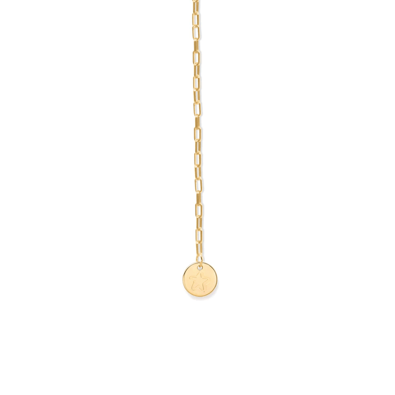 Barring Chain Petite Star Kette Jewelry frau-hoelle