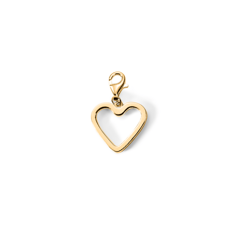 Bei-de Love Charm Jewelry adanna-and-david 925 Silver Gold Plated