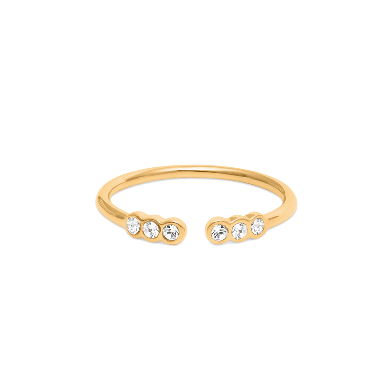 Belief Stackable Ring Jewelry phiaka