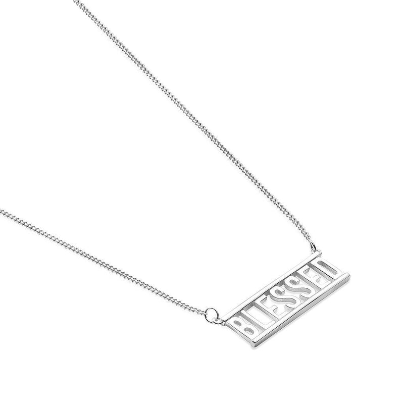 Blessed Kette Jewelry saskias-beauty-blog 925 Silver S (45cm)