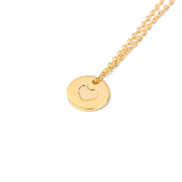 Delicate Hearts #5 Jewelry anna-laura-kummer 925 Silver Gold Plated