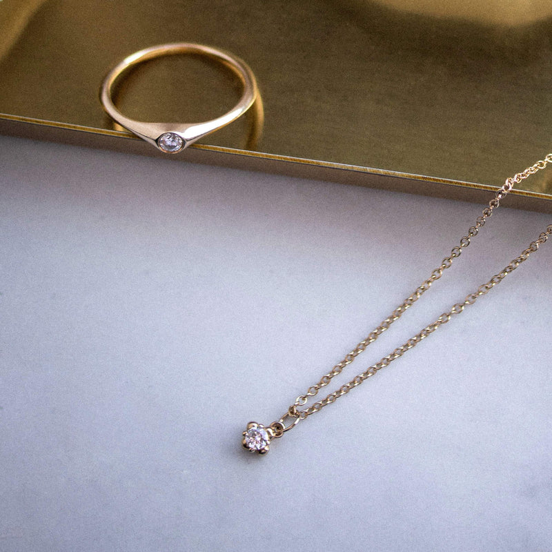 Diamond Lux Anhänger Jewelry stilnest