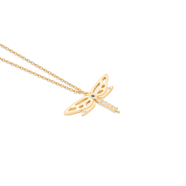 Dragonfly Kette Jewelry candik-lein