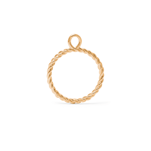 Dune Anhänger Jewelry useless 24ct Gold Vermeil