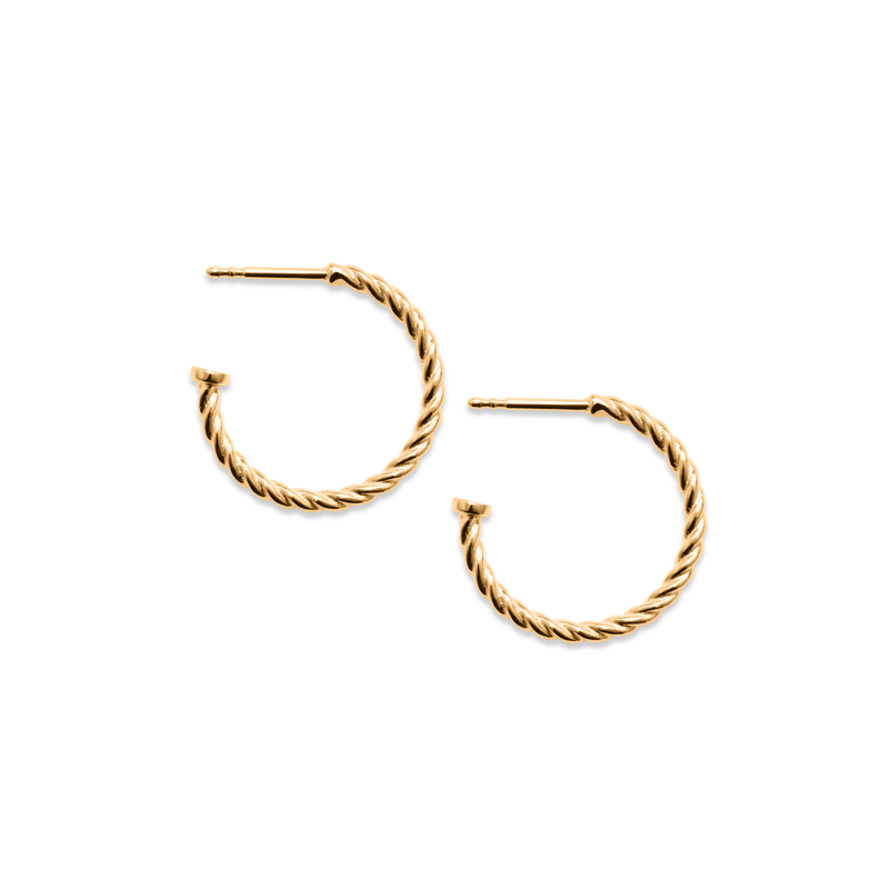 Dune Hoops (Paar) Jewelry useless