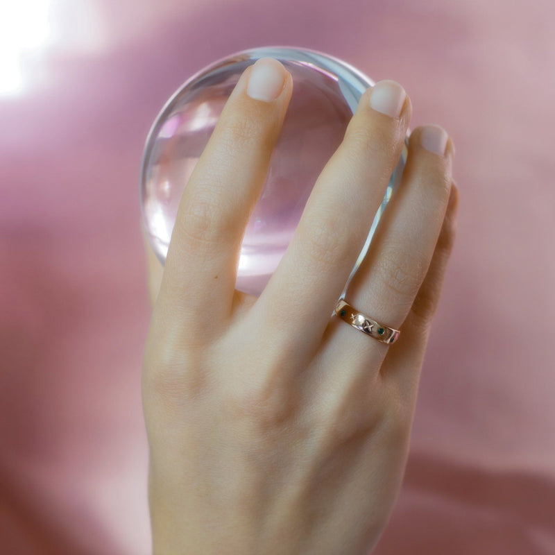 Ether Ring Jewelry Stilnest