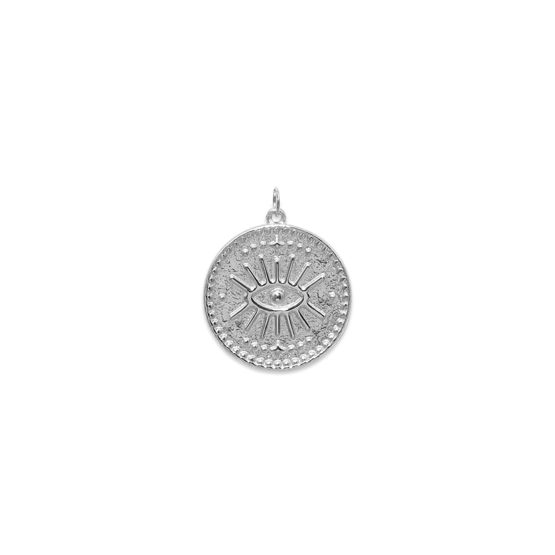 Eye of Intuition - Anhänger Jewelry kris-the-lioness 925 Silver