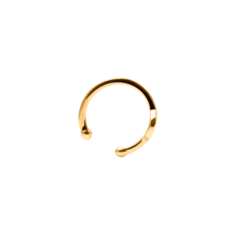 Find Your Shape Circle Earcuff Jewelry adriana-spink
