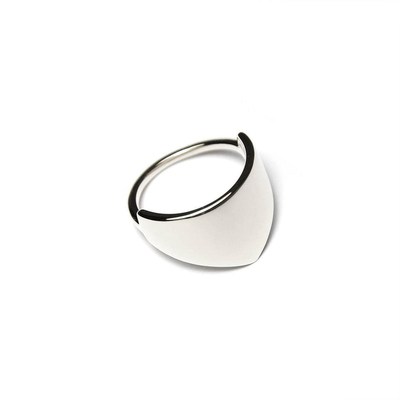 Fine Forms #3 Jewelry nilam-farooq 925 Silver XS - 49 (15.6mm)