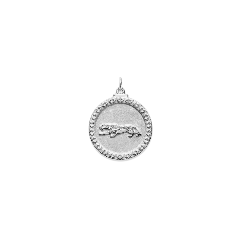 Go Get Em Tiger Anhänger Jewelry taylor-lashae Rhodium Plated 925 Silver