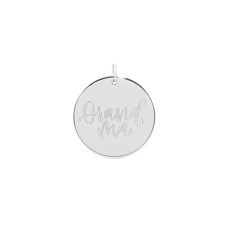 Grandma Anhänger #mommycollection Jewelry frau-hoelle 925 Silver