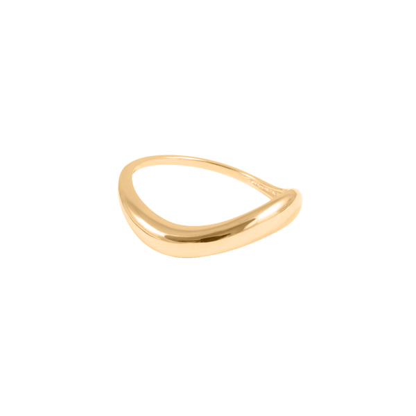 Heirloom Ring Jewelry Stilnest 24ct Gold Vermeil XS - 49 (15.6mm)