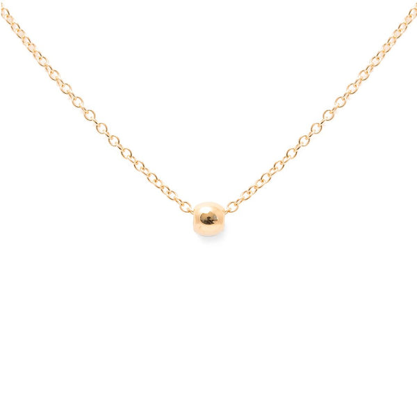 Her Stories And Songs Kette - 14k Solid Gold Edition Jewelry ella-thebee 14k Massivgold S (45cm)