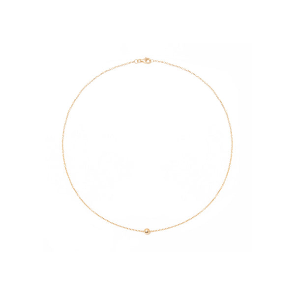 Her Stories And Songs Kette - 14k Solid Gold Edition Jewelry ella-thebee