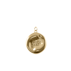 Heritage Pendant - Solid Gold Jewelry Stilnest