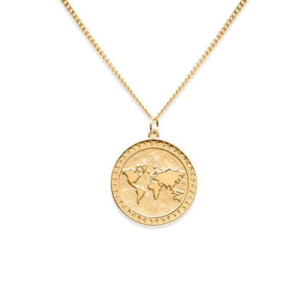 Home World Kette Jewelry taylor-lashae 24ct Gold Vermeil S (45cm)
