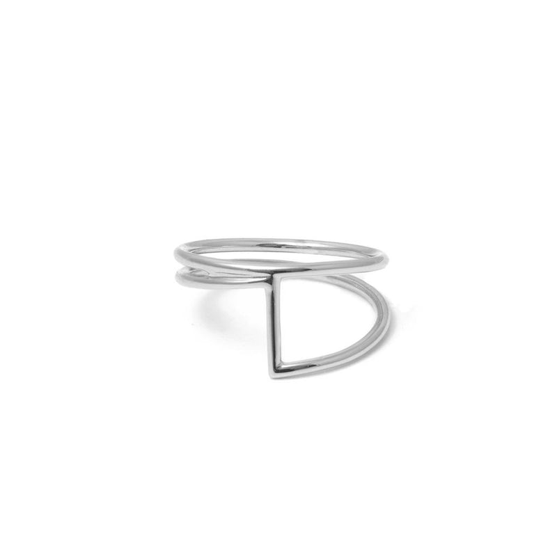 JL Jeanne Ring Jewelry justine-leconte 925 Silver XS - 49 (15.6mm)