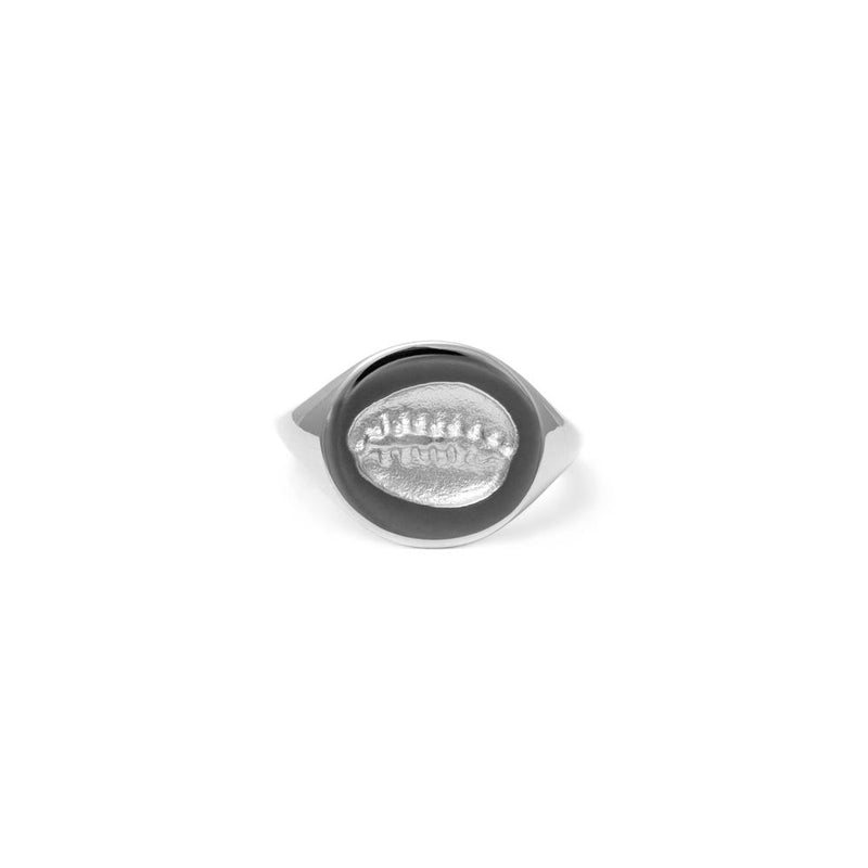L'Océan Pinky Ring Jewelry teetharejade 925 Silver XXS - 44 (14.01mm)