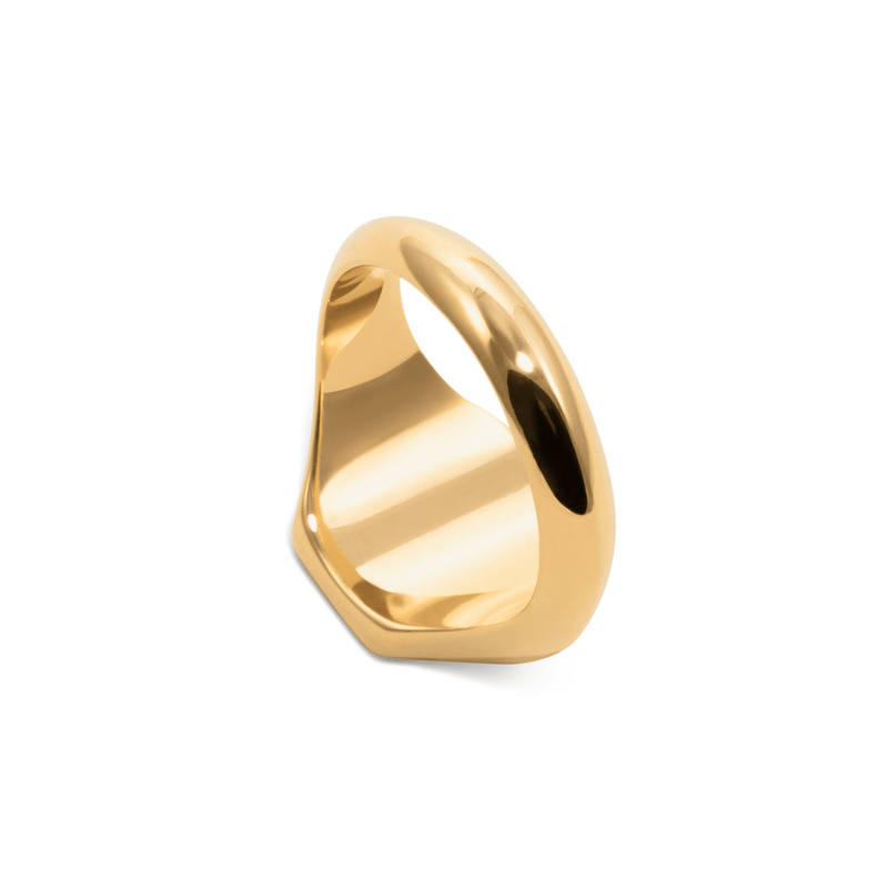 London Boyfriend Signet Ring Jewelry sammi-maria