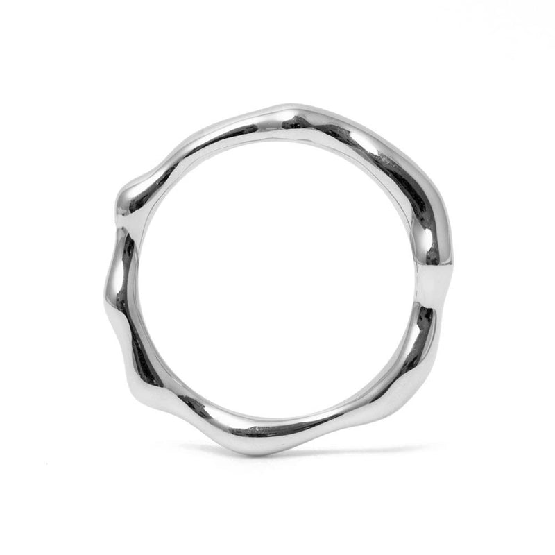 L'Or Liquide Ring Jewelry teetharejade 925 Silver XS - 49 (15.6mm)