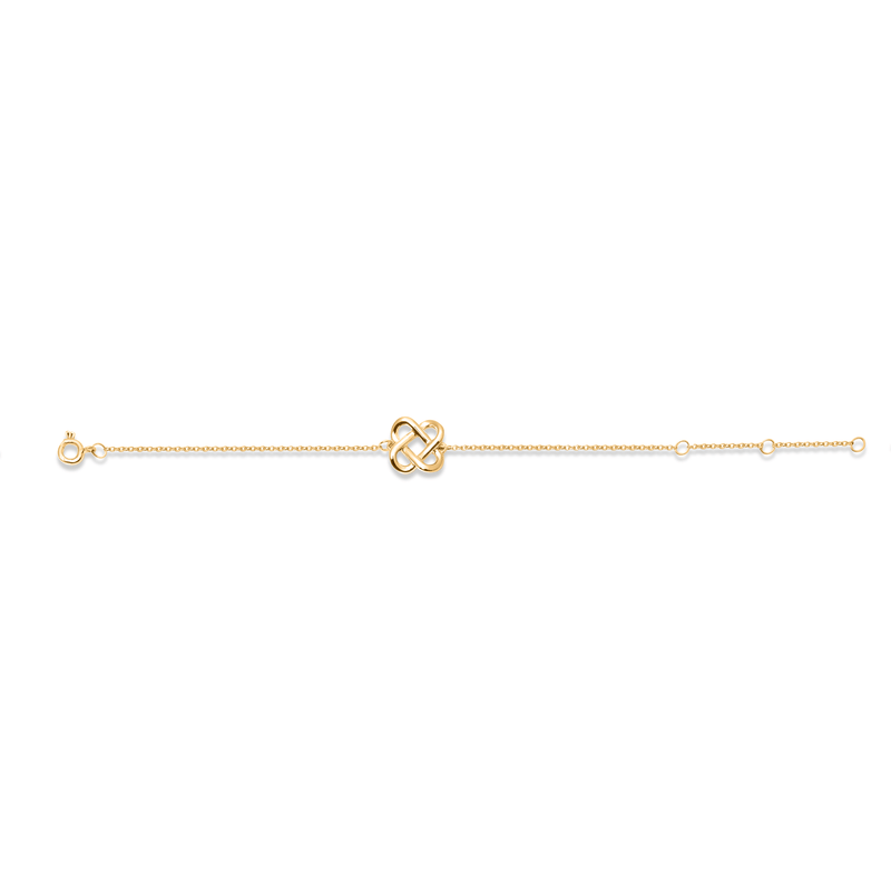 Love Knot Armband Jewelry jill-and-mia