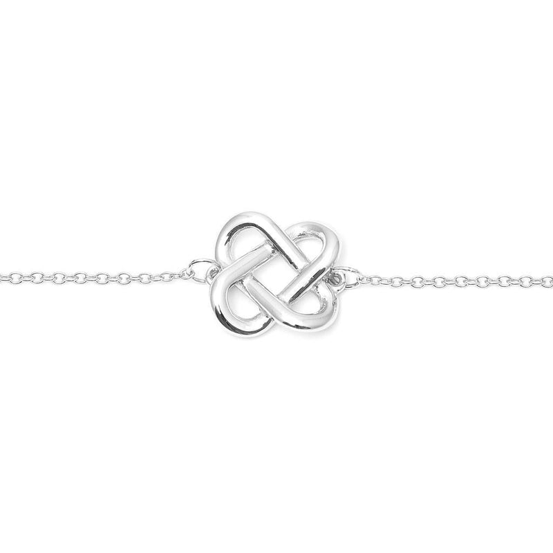 Love Knot Armband Jewelry jill-and-mia 925 Silver