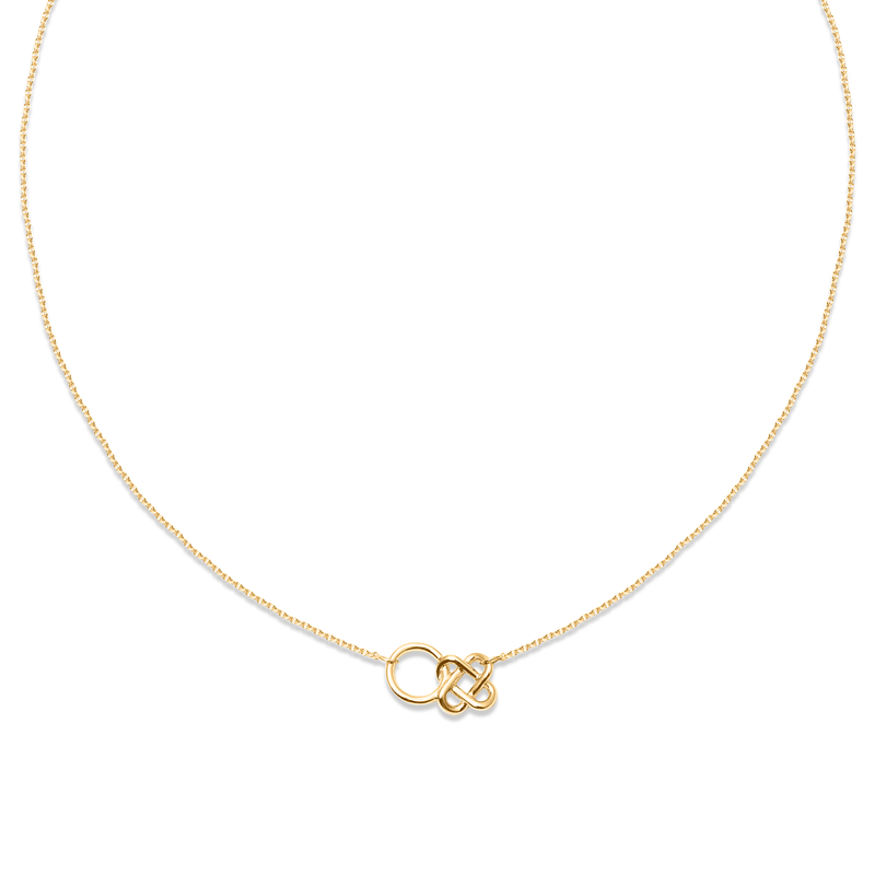 Love Knot Kette Jewelry jill-and-mia
