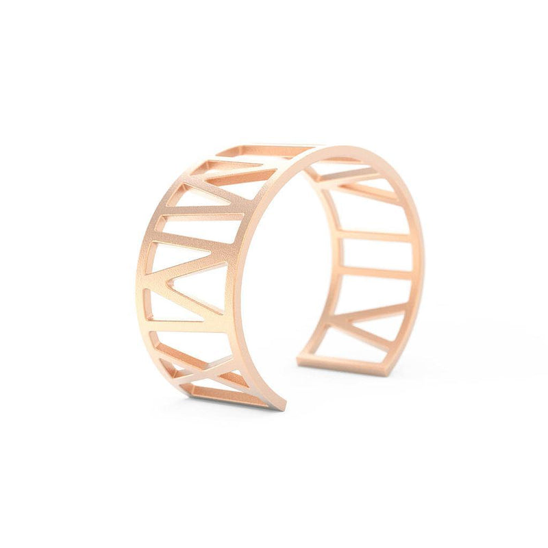 Luna #3 Jewelry masha-sedgwick 925 Silver Rose Gold Plated