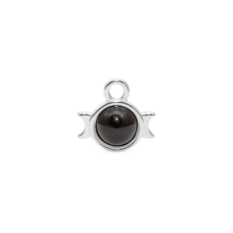 Magic Spell Charm Nr.1 Onyx Jewelry jacko-wusch 925 Silver
