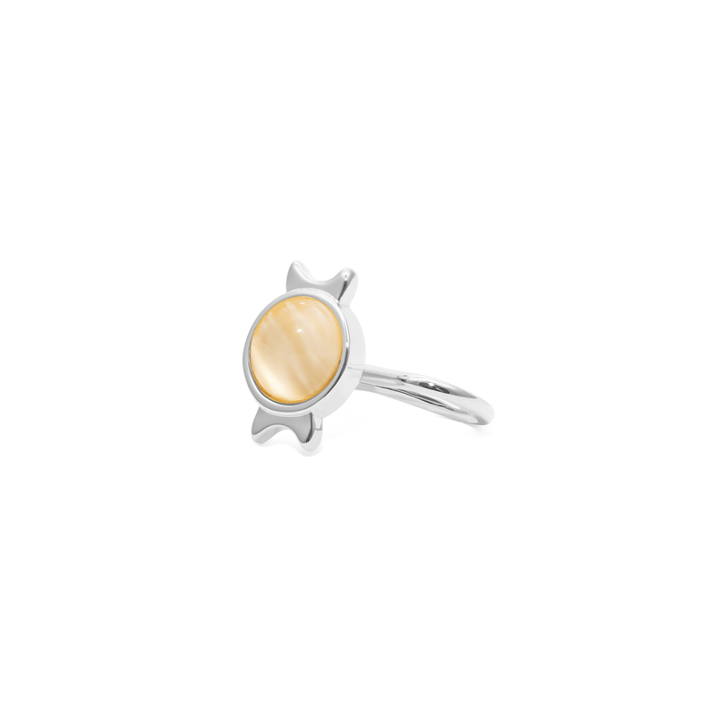 Magic Spell Earcuff Nr.1 Mondstein Jewelry jacko-wusch 925 Silver