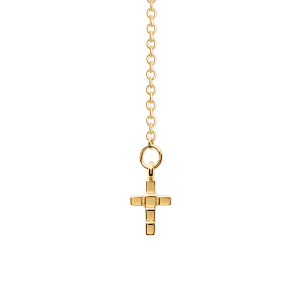 Make a Wish Cross Lariat Kette Jewelry luisa-lion