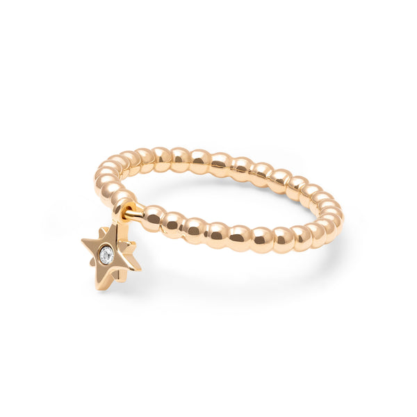 Make a Wish Starry Ring Nr.2 Jewelry luisa-lion