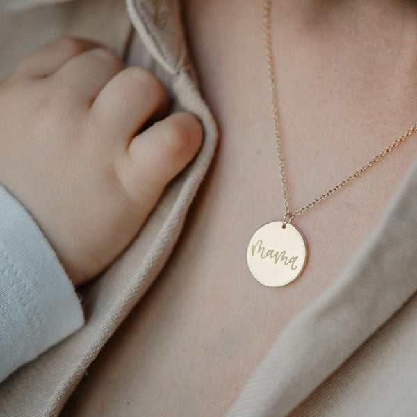 Mama Kette #mommycollection Jewelry frau-hoelle