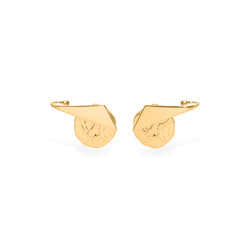Marea Ohrringe Jewelry delfina 24ct Gold Vermeil
