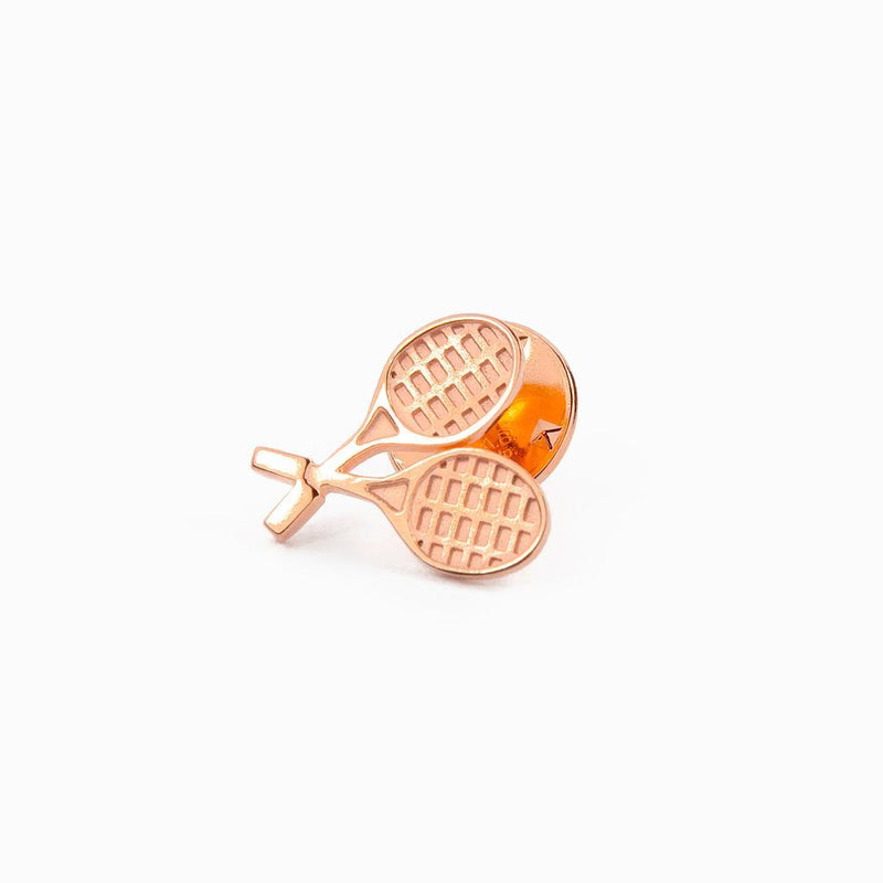 Matchpoint #4 Jewelry hien-le 925 Silver Rose Gold Plated