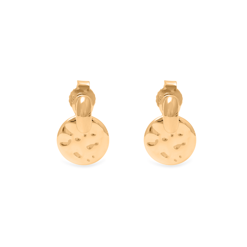 Meadow Anhänger Set + Tide Studs Jewelry useless 24ct Gold Vermeil