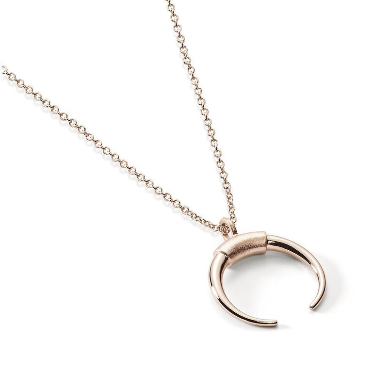 Modern Tribe Kette Jewelry marianna-maekelae 925 Silver Rose Gold Plated S (45cm)