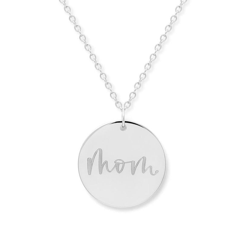Mom Kette #mommycollection Jewelry frau-hoelle 925 Silver S (45cm)